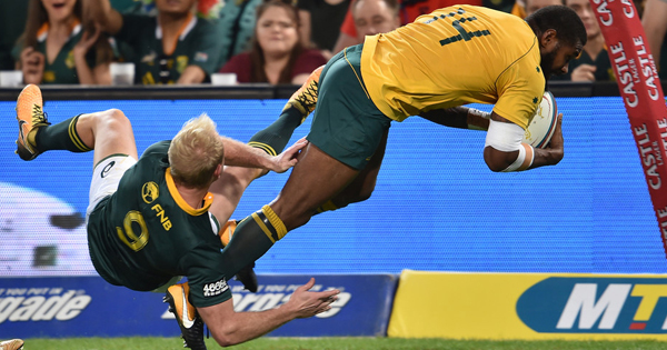 Springboks and Wallabies thriller ends in another disappointing draw