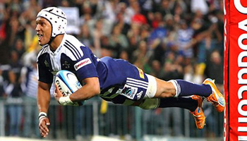 The Top 10 Tries in South African Rugby in 2013