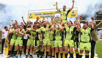 Northampton Saints beat Saracens at the death in the Aviva Premiership Final