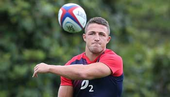 Sam Burgess set to start against France in England World Cup Warmup