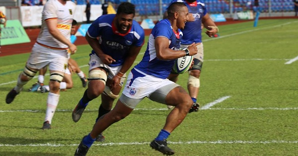 Samoa edge towards RWC 2019 qualification with win over Germany
