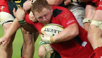 Samson Lee suspended for five weeks for headbutt against South Africa