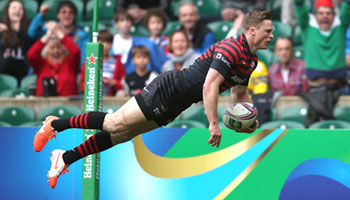 Saracens fly through to Cup Final after dominant performance vs Clermont