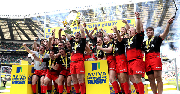 Saracens win domestic and European double by clinching Aviva Premiership Final