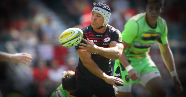 Schalk Brits brilliance in Man of the Match performance for Saracens