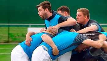 Friday Funnies - The Samsung School of Rugby, with Jack Whitehall