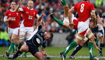 The Webster and Cross head knocks vs Wales