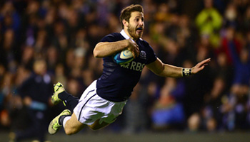 Scotland score five times against Argentina in Murrayfield tryfest