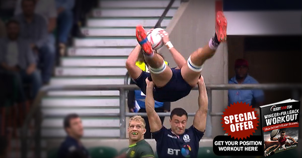 Scotland go into Beast mode with gymnastics flip ahead of Olympic 7s