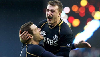 Scotland go back to back with tense victory over Ireland