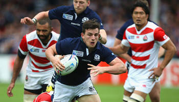 Scotland get RWC campaign underway with convincing win over Japan