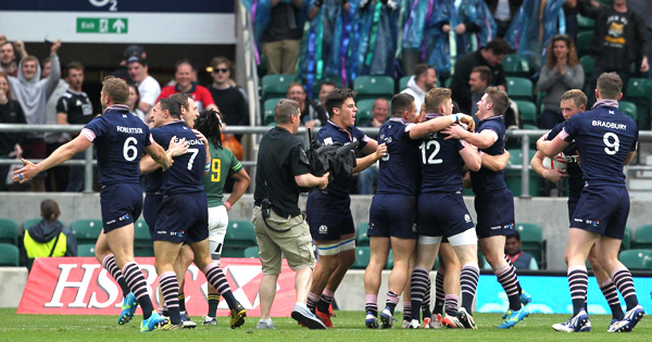 Scotland pull off unbelievable comeback to win historic first ever Sevens title
