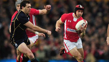 Wales' Championship hopes still alive after gritty win over Scotland