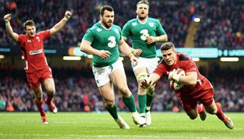 Wales dash Ireland's Grand Slams hopes in epic Cardiff battle