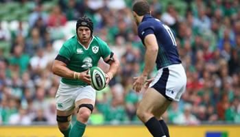 Ireland edge impressive Scotland in tight RWC warmup match