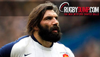 Sebastien Chabal interview and France video tribute