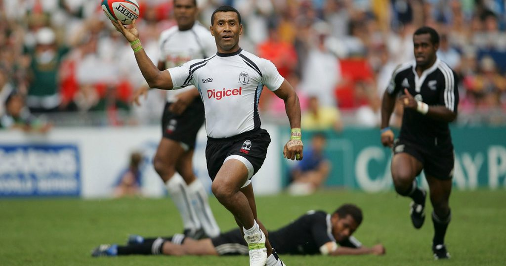 Fascinating documentary on the greatest of them all, Waisale Serevi
