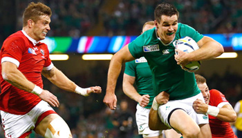 Ireland ease to comfortable RWC 2015 win over Canada in Cardiff