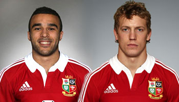 Simon Zebo set for Lions debut as Billy Twelvetrees joins the squad