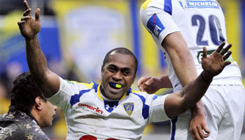 Clermont cruise to Heineken Cup Semi Final after beating Montpellier