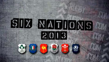 The Six Nations 2013 Highlights Montage