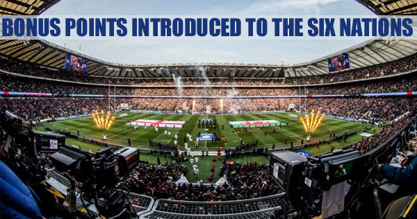 Six Nations set to introduce trial Bonus Points system in 2017