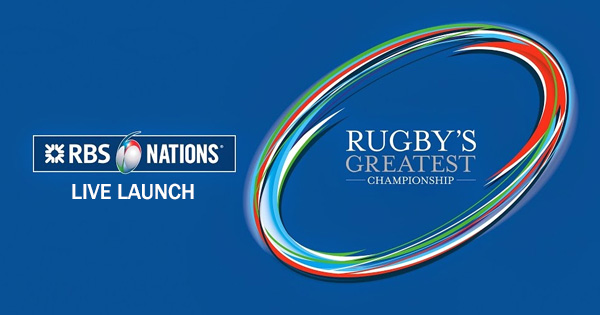 RBS 6 Nations 2017 Launch - Watch Live