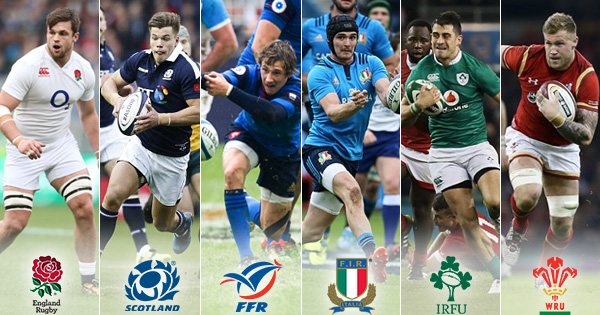 Six young stars to watch out for in the 2017 Six Nations Championship
