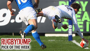 Six Nations Pick of the Week Round 2