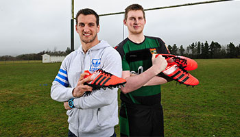 Sam Warburton and adidas deliver BIG surprise to Welsh rugby player