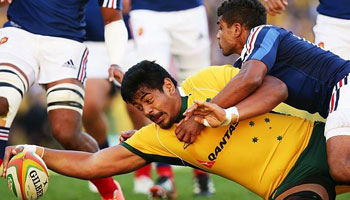 Australia complete clean sweep against France with Sydney win