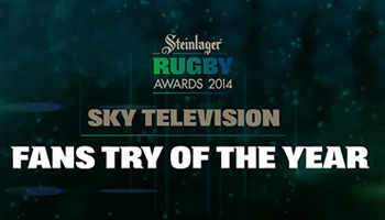 Sky New Zealand Fans Try of the Year 2014