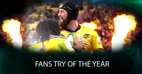 Sky Sport New Zealand's Fans Try of the Year 2015