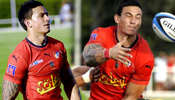 Sonny Bill Williams debut for Toulon defies court order