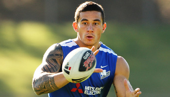 Sonny Bill Williams leaves the Bulldogs & League, goes to Toulon