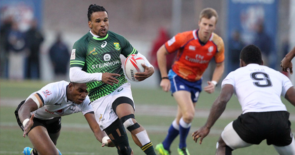 South Africa take yet another Sevens title, beating Fiji at Las Vegas 7s
