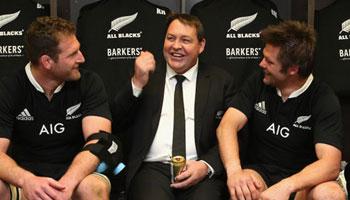 All Blacks coach Steve Hansen proud after tense win over Springboks