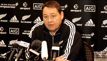 Steve Hansen discusses Andrew Hore incident and England's players