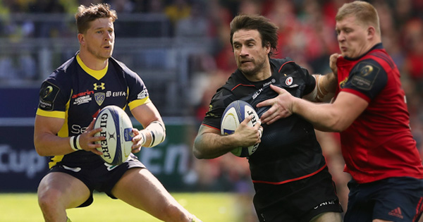 Stats and highlights as Clermont and Saracens reach Champions Cup Final