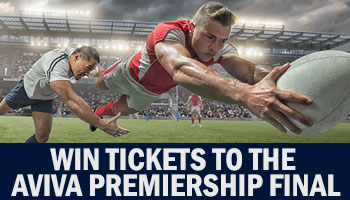 Win Tickets to the Aviva Premiership Final with StubHub UK
