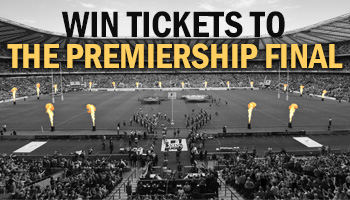 WIN Tickets to the Aviva Premiership Final between Saracens and Bath