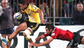 The Best Tries from the 2014 Super Rugby season