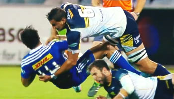 Some of the Biggest Hits from Super Rugby in 2014