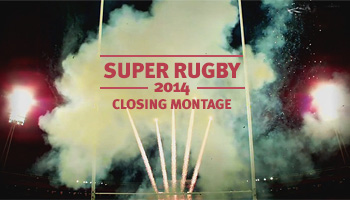 Oustanding closing montage for Super Rugby 2014
