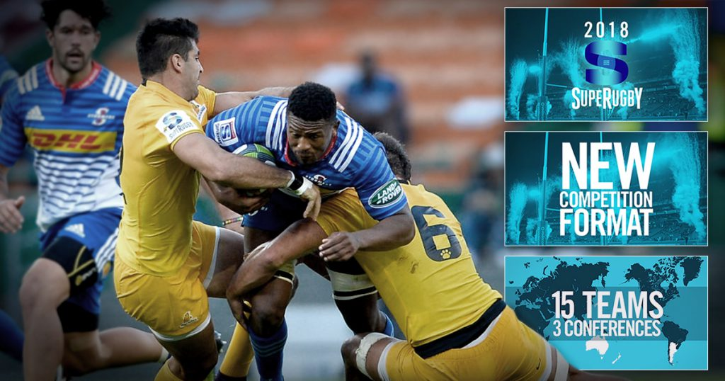 New and improved Super Rugby format explained ahead of opening weekend