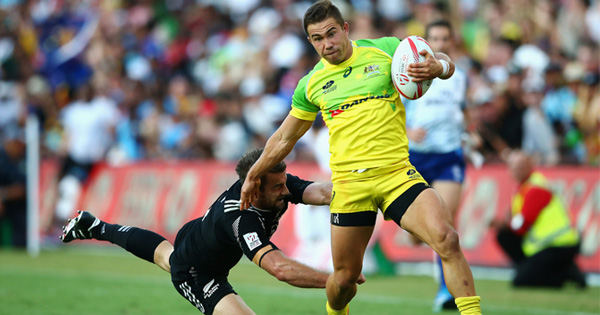 Seven Sensational Tries from the inaugural Sydney Sevens