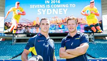 The Australian leg of the Sevens World Series moves to Sydney in 2016