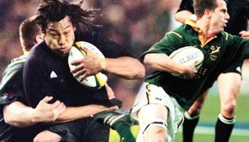 Classic Encounter - Springboks vs All Blacks 2000