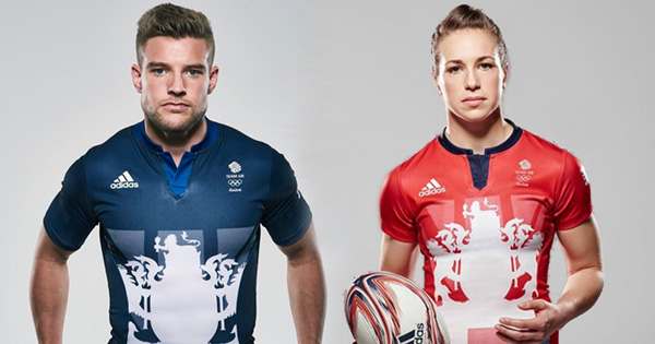 Team GB Rugby 7s kit ready to make debut at 2016 Olympics