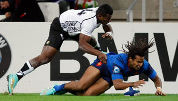 France name unchanged side after five try win over Fiji